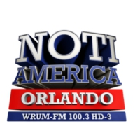 Logo of radio station NOTI America