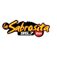 Logo of radio station La Sabrosita