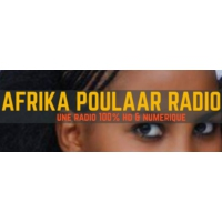Logo of radio station AFRIKA POULAAR RADIO