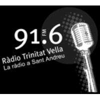 Logo of radio station Radio Trinitat Vella