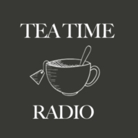 Logo of radio station Tea Time Radio