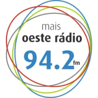Logo of radio station Mais Oeste Rádio