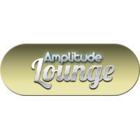 Logo of radio station Amplitude Radio LOUNGE