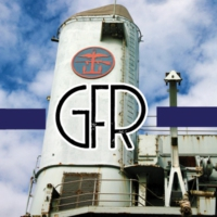 Logo de la radio Grey Funnel Radio