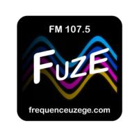 Logo de la radio Fréquence Uzège (Fuze)