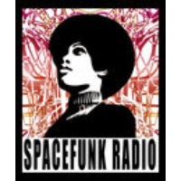 Logo of radio station spacefunkparty
