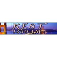 Logo of radio station KEST 1450