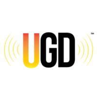 Logo of radio station U.G. Digital Radio