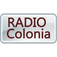Logo of radio station Radio Colonia