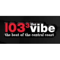 Logo de la radio KVYB The Vibe 103.3