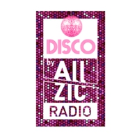 Logo of radio station Allzic Disco