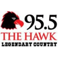Logo de la radio WHOK The Hawk