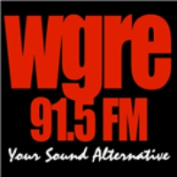 Logo of radio station WGRE DePauw University