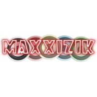 Logo of radio station Maxxizik-ON-AIR