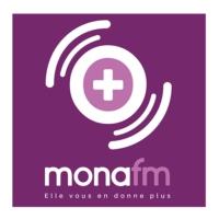 Logo de la radio Mona FM