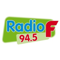 Logo of radio station 94.5 | Radio F