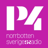 Logo of radio station P4 Norrbotten