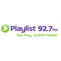 Logo de la radio KLST Playlist 92.7