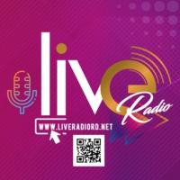Logo of radio station Live Radio Rd
