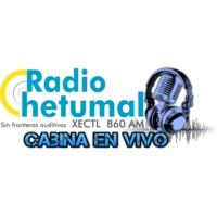 Logo of radio station SQCS Chetumal 860 AM