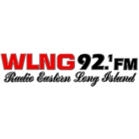 Logo of radio station WLNG 92.1