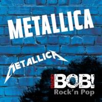 Logo of radio station Radio BOB! Metallica
