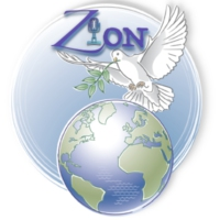 Logo of radio station ZION