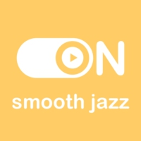 "Logo of radio station ""ON Smooth Jazz"""