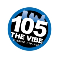 Logo of radio station WGVX 105 The Vibe