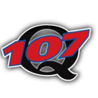Logo of radio station KTBQ Q107 FM