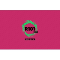Logo of radio station R101 Hipster