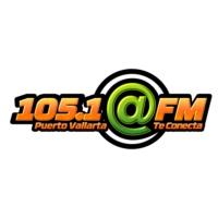 Logo de la radio @FM 105.1