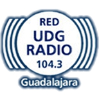 Logo of radio station XHUG Radio Universidad de Gudalajara en Ameca