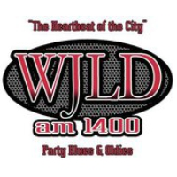 Logo of radio station WJLD