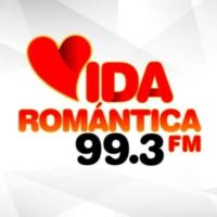 Logo de la radio XHETU Vida Romantica 99.3 FM