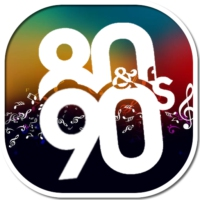 Logo de la radio Unlimited80s Chile