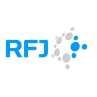 Logo of radio station RFJ - Fréquence Jura
