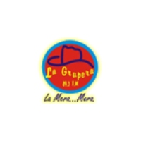 Logo of radio station La Grupera 89.3
