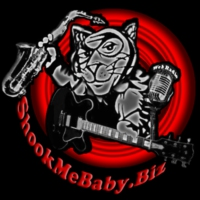 Logo of radio station ShookMeBaby.Biz