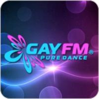 Logo of radio station GayFM
