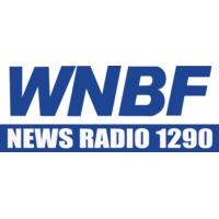 Logo de la radio WNBF News Radio 1290