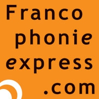 Logo of radio station Francophonie Express