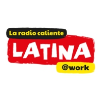 Logo de la radio Latina @Work