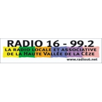 Logo of radio station Radio 16