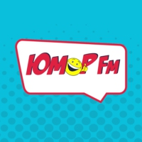 Logo of radio station Юмор ФМ