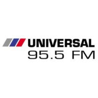 Logo of radio station FM Universal 95.5