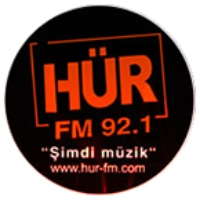 Logo of radio station Hur Radyo
