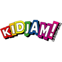 Logo of radio station KIDJAM! Radio