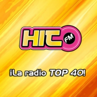 Logo of radio station HIT FM Latinoamerica