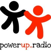 Logo de la radio powerup-radio